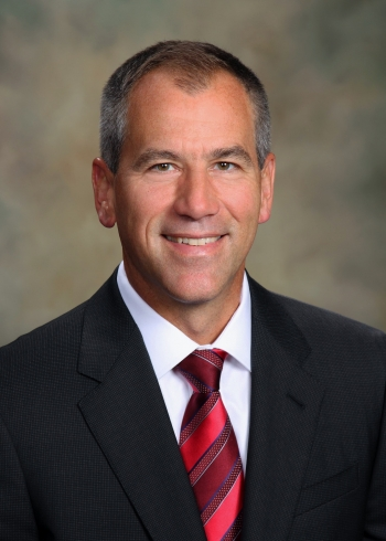 Photo of Stephen Kuczynski, Chairman, President and CEO, Southern Nuclear Operating Company.
