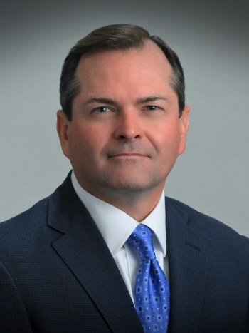 Photo of Brien J. Sheahan, Chairman and CEO, Illinois Commerce Commission (ICC).