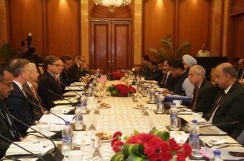 Secretary Perry meets with energy officials in india
