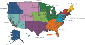 The 2017 update to the Combined Heat and Power Installation Database includes more than 4,400 installations across the country representing 81.3 GW of capacity.