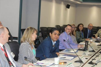 May 16, 2018 Environmental Management Advisory Board Meeting.