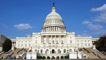 US Capital Building Washington DC