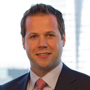 Photo of Eric Anderson, Executive Director at J.P. Morgan.