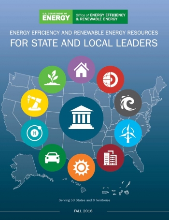Cover of the Fall 2018 State and Local Resource Guide.
