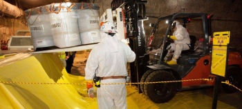 Safety Cleanup at the Waste Isolation Pilot Plant