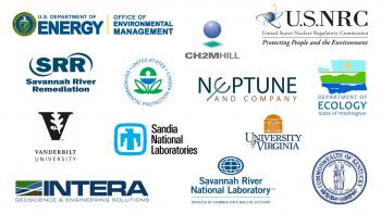 Performance & Risk Assessment Community of Practice (P&RA CoP) logos