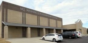 Photo of Kentucky elementary school.