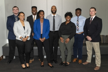 Kansas City National Security Campus' 2018 MSIPP summer interns