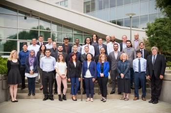 National Energy Technology Laboratory's MSIPP summer interns