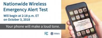 FEMA nationwide test graphic