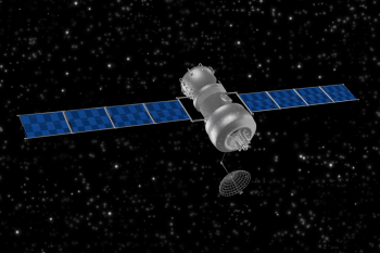 Space-based monitoring systems provide real-time processing of infrared data