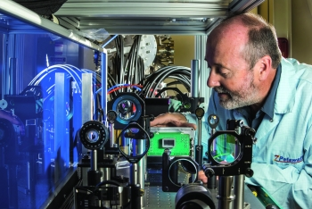 The ultra-fast X-ray imager at Sandia National Laboratories