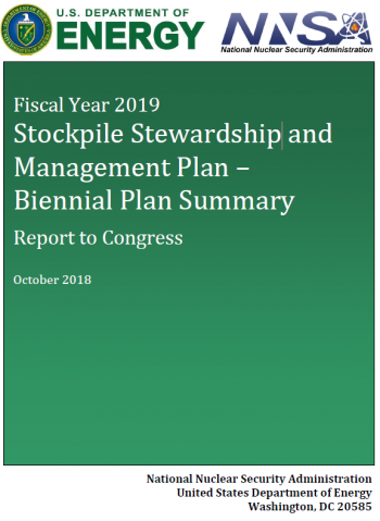 FY2019 SSMP report cover