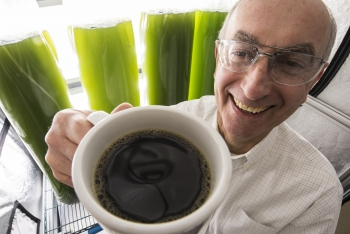 Phil Pienkos is a bioenergy project manager at the National Renewable Energy Lab.