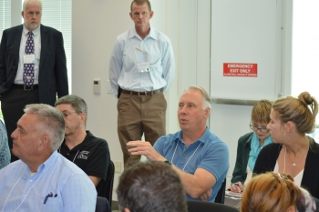 NNSA and partners discuss protecting, removing, and reducing radiological materials.