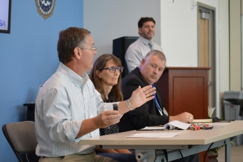 NNSA discusses benefits of alternative technologies with its partners.