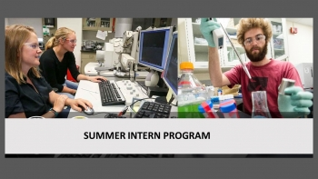 EM Summer Intern Program