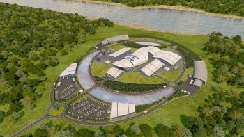 Nuscale small modular reactor plant design