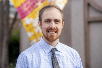 The NNSA Graduate Fellowship Program is a unique opportunity for recent graduates like Matthew Tweardy to join the Nuclear Security Enterprise.