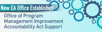 EA Office of Program Management Improvement Accountability Act Support