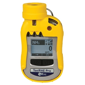 The ToxiRAE Pro portable monitor helps protect Hanford tank farm workers against potential exposure to chemical vapors.