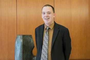 Defense Nuclear Nonproliferation Fellow Tim Ault