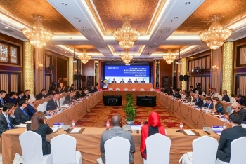 Representatives from China, Russia, and the United States provided opening statements on the first day of Panda Warrior in Beijing.
