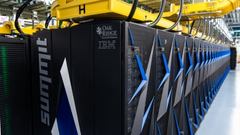 Oak Ridge National Laboratory Summit Supercomputer