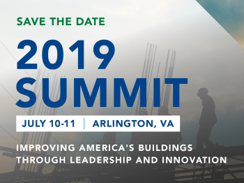 SAVE THE DATE - 2019 SUMMIT - July 10-11 - Arlington, VA