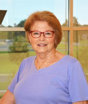 Nancy Duff, member of the Paducah Citizens Advisory Board