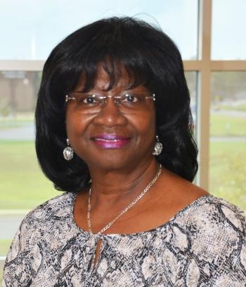 Celestine Emerson, member of the Paducah Citizens Advisory Board