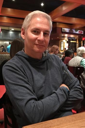 NNSA Engineer John Cormier