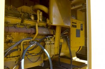 Caterpillar SR4 diesel generator transferred to PACRO.
