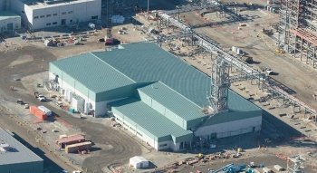 Workers at Hanford's Waste Treatment and Immobilization Plant recently completed turnover of the Analytical Laboratory to the full startup and testing phase.