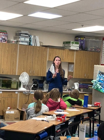 LM Support geologist shares information about renewable energy sources.