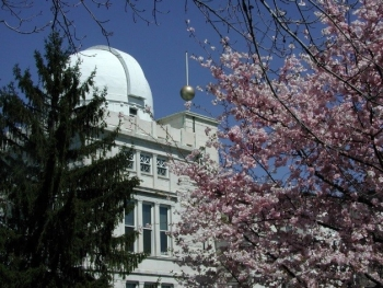 Photo of the U.S. Naval Observatory