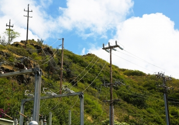 Energy Storage & Security (Power Lines)