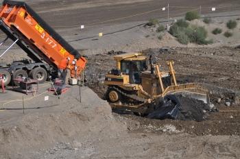 Environmental Management (Bulldozer)