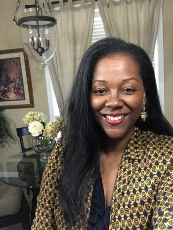 Kimberly Harper remembers her parents sharing insight from their experiences during the Civil Rights Movement, including marching and protesting for equal access to education in her home state of Arkansas.