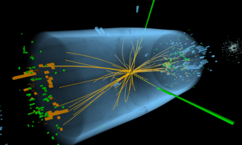 Energy Frontier - Researchers at the Energy Frontier use the world's largest and highest energy particle accelerator to recreate the universe as it was a billionth of a second after the big bang
