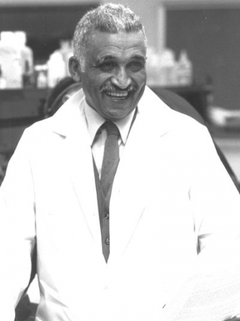 Dr. Samuel Massie was a chemist who worked at Ames Lab