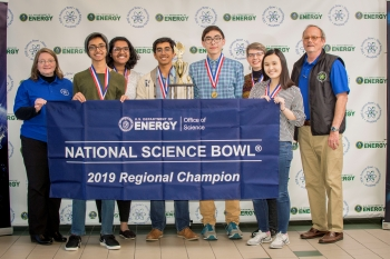 Gatton Academy won the West Kentucky Regional Science Bowl Feb. 1 and will advance to the National Finals in April in Washington, D.C.