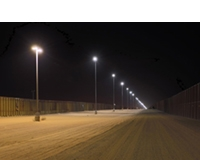 GATEWAY LED Area Lighting Retrofit: Yuma Border Patrol.