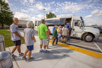 Since DOE began offering the Oak Ridge Facilities Public Bus Tour in 1996, it has attracted more than 40,000 visitors from all 50 states.