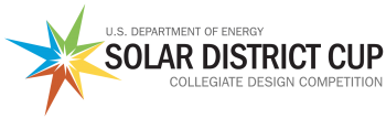 Solar District Cup horizontal logo