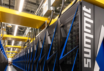 """The Summit Supercomputer at ORNL can be considered the world's """"smartest"""" supercomputer for solving problems using artificial intelligence."""