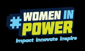 Women in Power. Innovate Impact Inspire