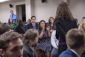 A NNSA Graduate Fellowship Program fellow asks about educational and experience requirements.