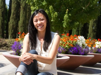 Plasma physicist Tammy Ma, of Lawrence Livermore's National Ignition Facility, will be the keynote speaker at this year's Young Women's Conference.