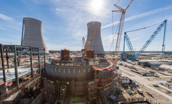 Vogtle nuclear power plant in georgia